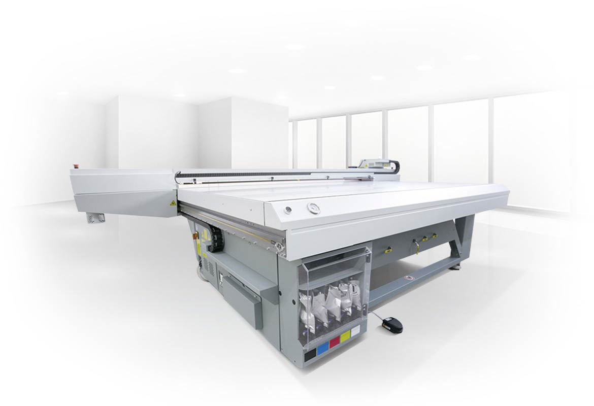 stampa uv flatbed
