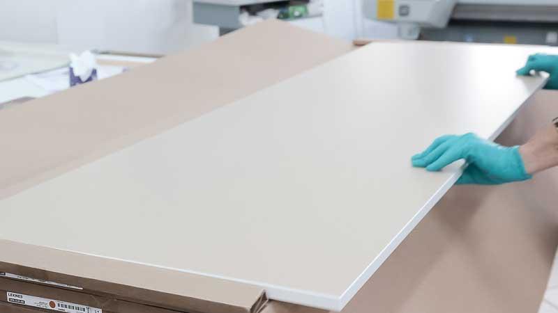 personalizzare mobili ikea con stampante uv flatbed